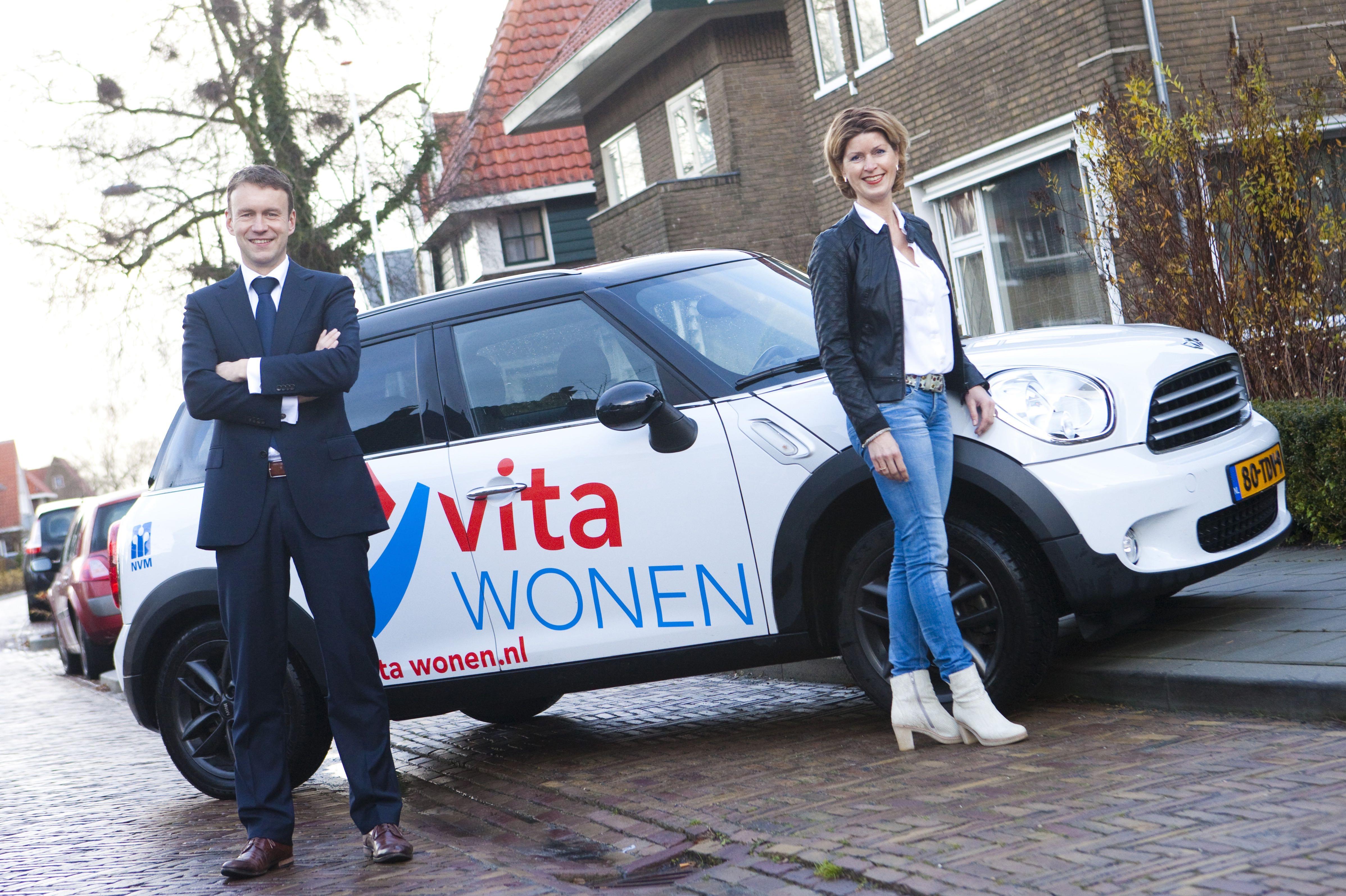 Dit enthousiaste team helpt bij de aankoop van uw nieuwe woning