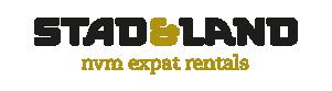 Logo Stad en Land NVM Makelaars