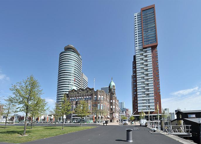 expat rentals rotterdam