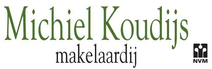 Logo Michiel Koudijs Makelaardij