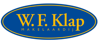 Logo W.F. Klap Makelaardij V.O.F.