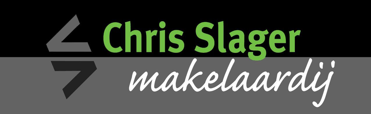 Logo Chris Slager Makelaardij