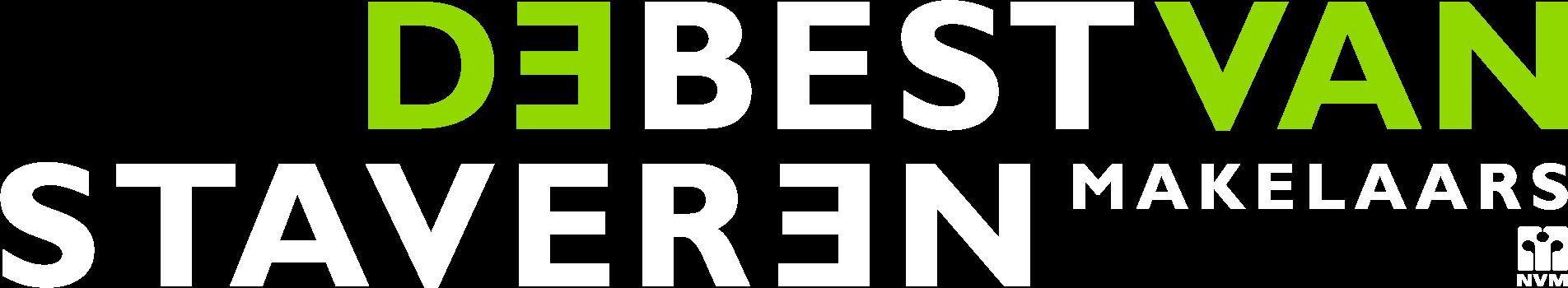 Logo De Best Van Staveren Makelaars