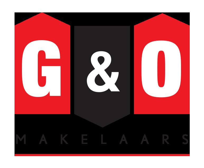 Logo G&O Makelaars IJmuiden