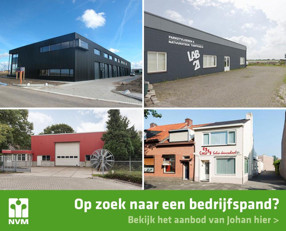 makelaar bedrijfspanden in Roosendaal Brabant