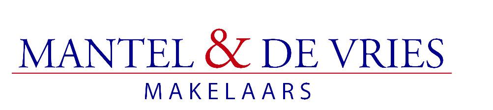 Logo Mantel & De Vries Makelaars