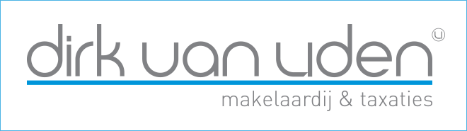Logo Dirk van Uden Makelaardij & Taxaties