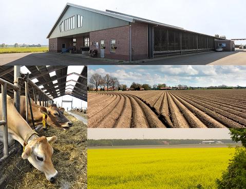 Agrarisch bedrijf taxeren