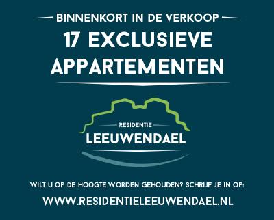 Residentie Leeuwendael in Rijswijk