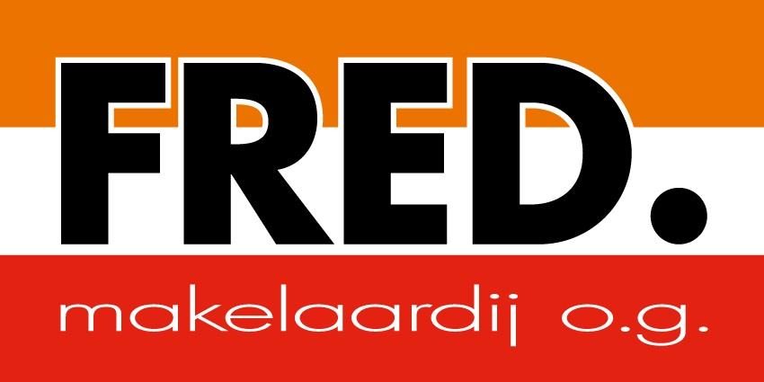 Logo FRED. makelaardij o.g.