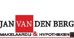 Logo Jan van den Berg Makelaardij & Hypotheken