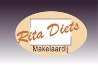 Logo Rita Diets Stad en Land Makelaardij o.g.