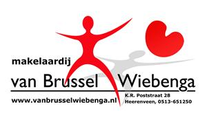 Logo NVM Makelaardij van Brussel Wiebenga