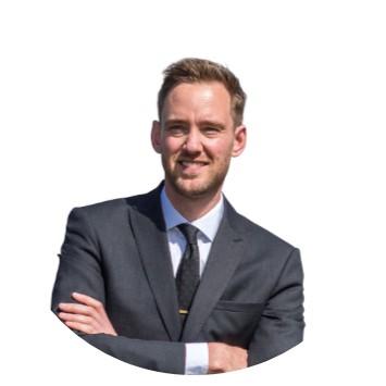 Michael van Mullum, makelaar
