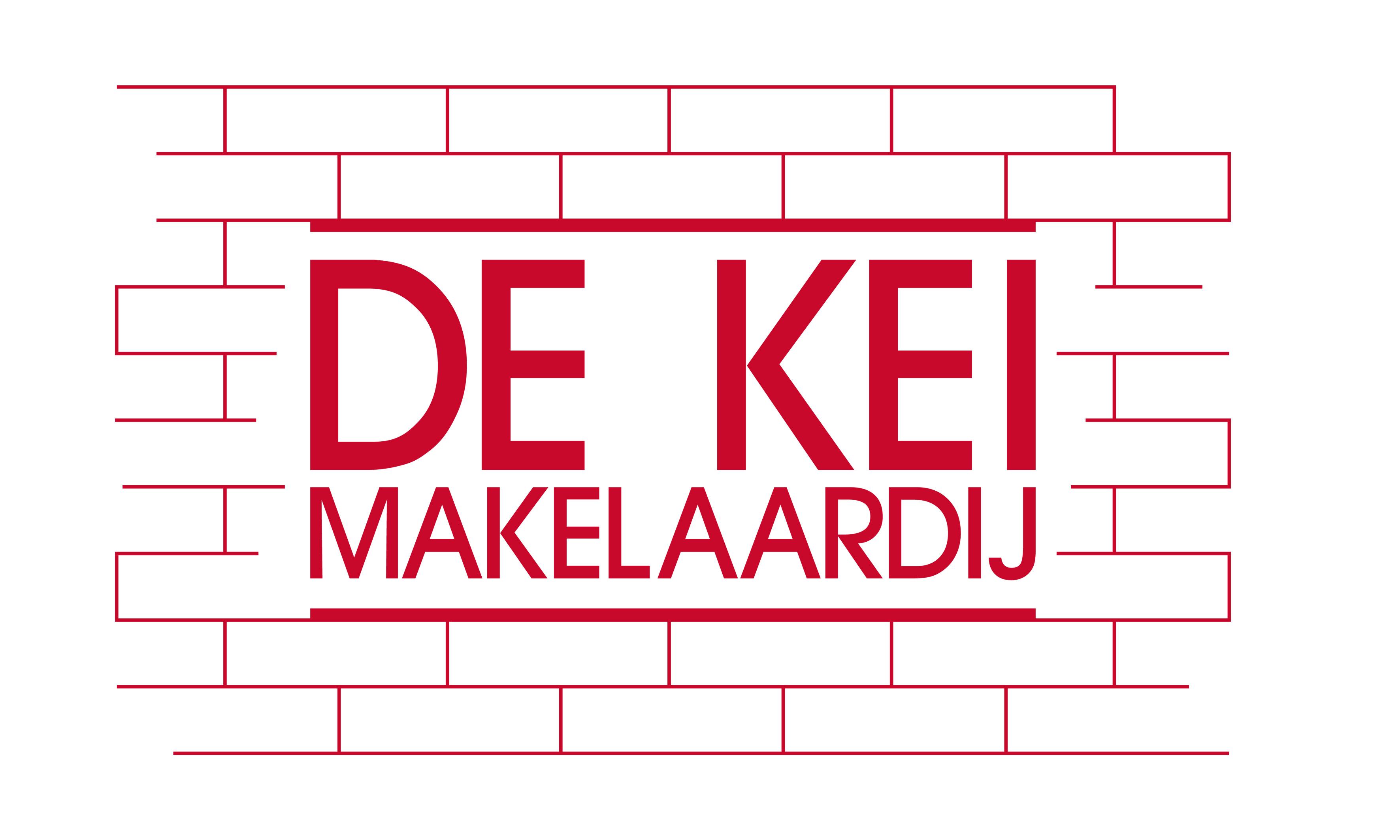 Logo DE KEI MAKELAARDIJ