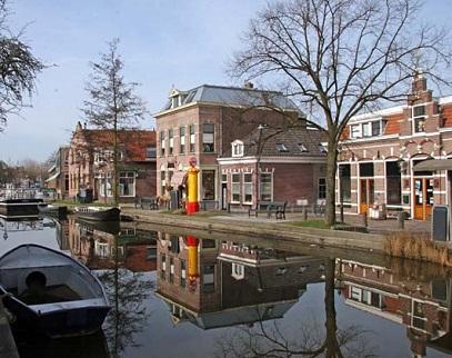 Schipluiden, de Dorpsstraat..mooi wonen met MORRIS NVM makelaars | taxateurs