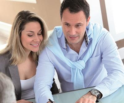 MORRIS NVM makelaars | taxateurs zorgt ook voor een goede afhandeling.