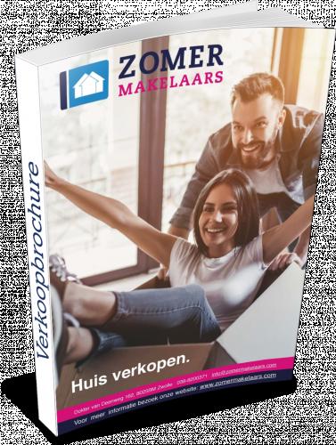Brochure huis verkopen door Zomer Makelaars Zwolle