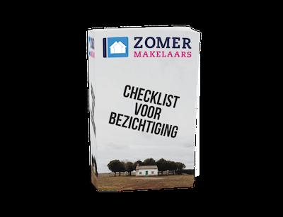 Checklist voor bezichtiging