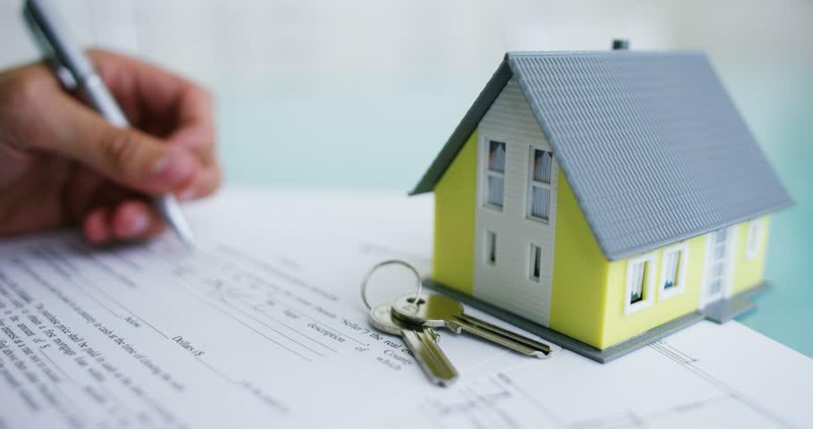 Wanneer is een huis definitief verkocht
