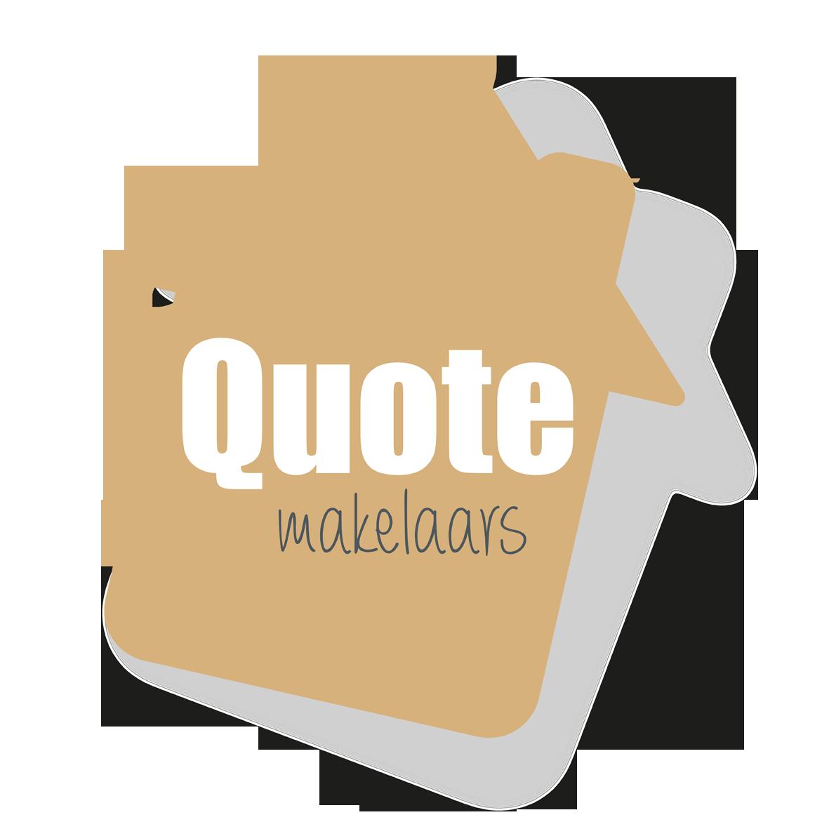 Logo Quote Makelaars