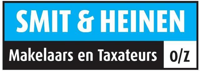 Logo Smit & Heinen Makelaars en Taxateurs o/z