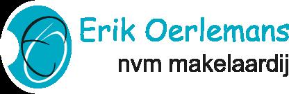 Logo Erik Oerlemans NVM Makelaardij