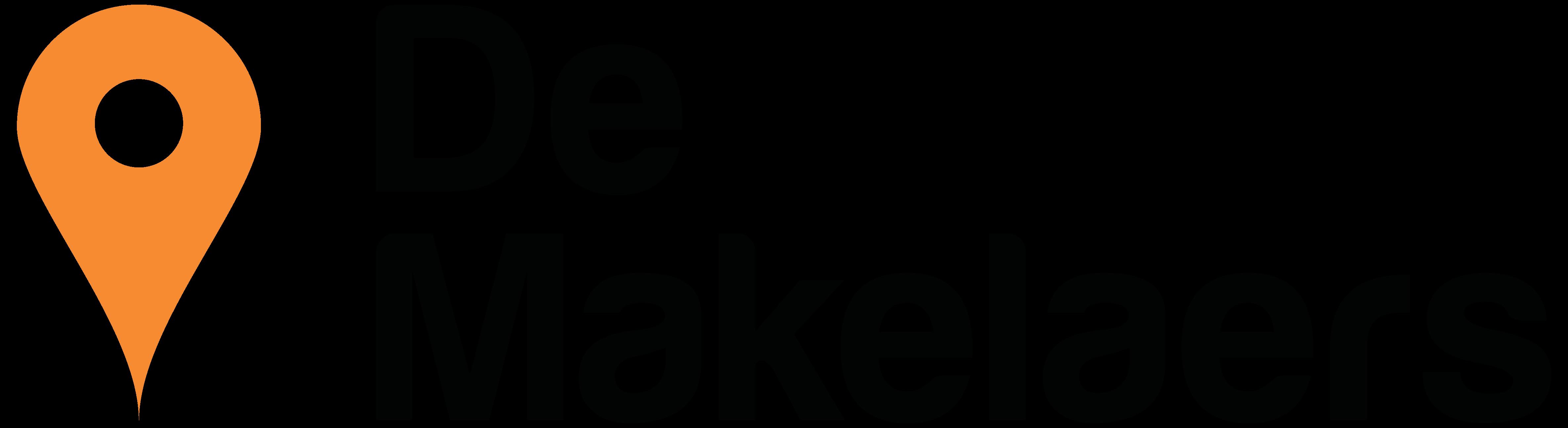 Logo De Makelaers B.V.