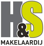 Logo H en S Makelaardij