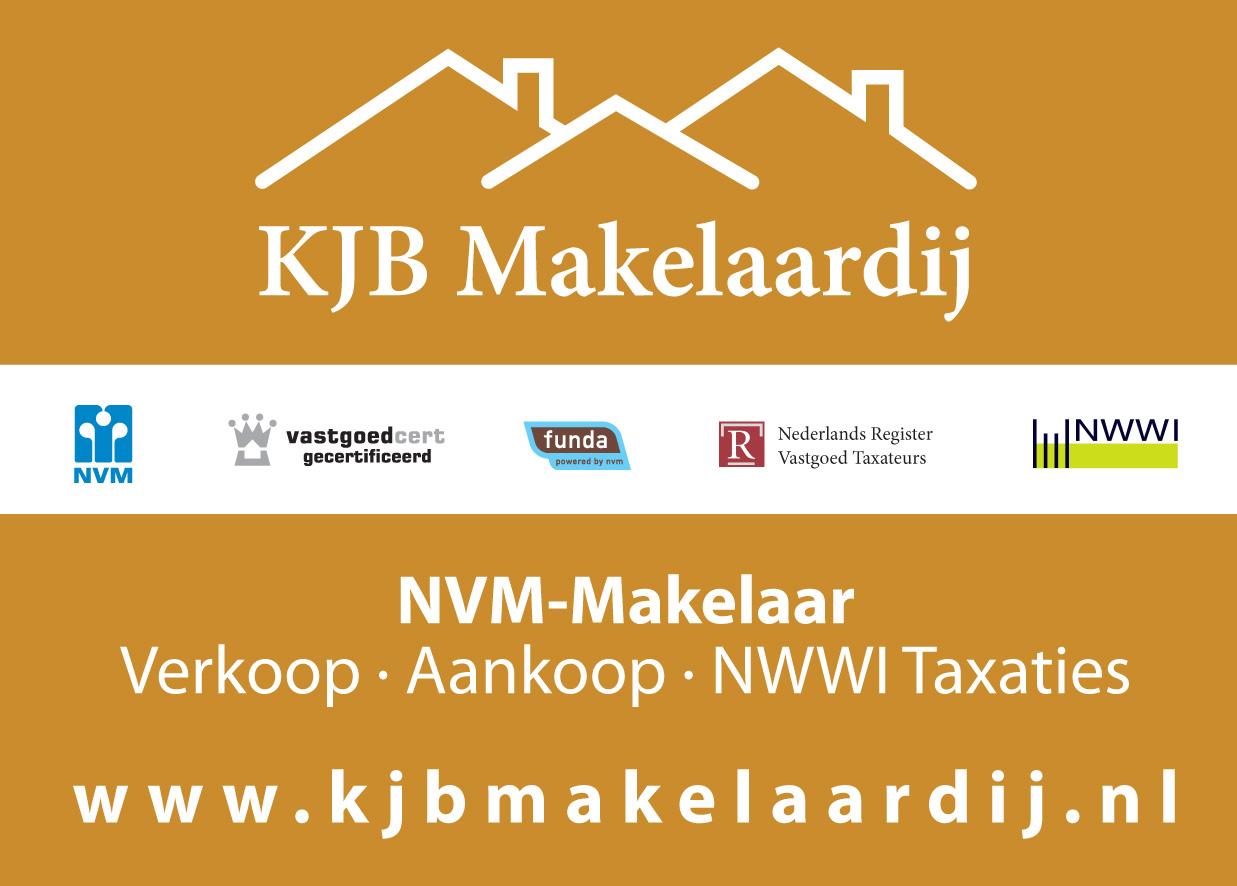 Logo KJB Makelaardij