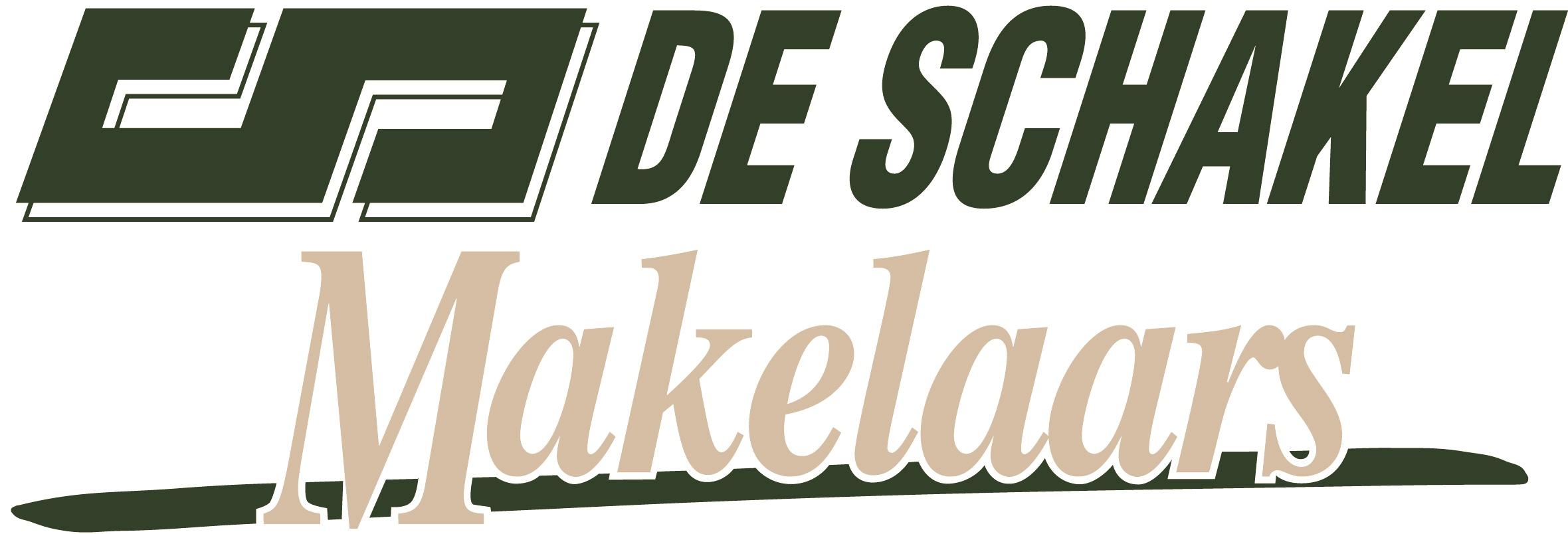 Logo De Schakel Makelaars