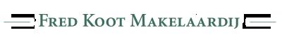 Logo Fred Koot Makelaardij