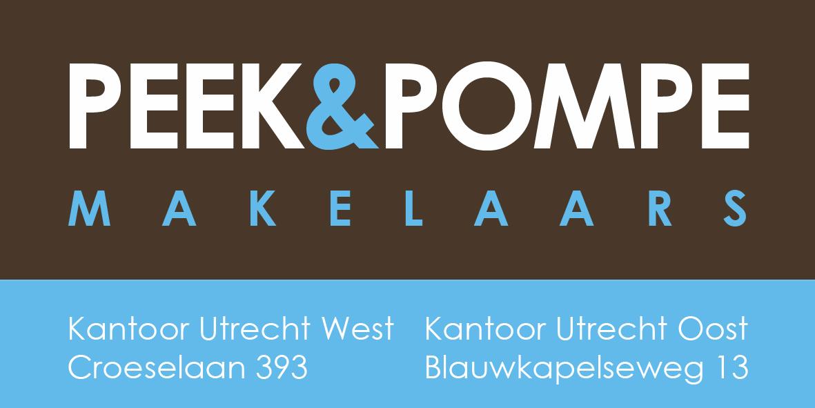 Logo Peek & Pompe Makelaars