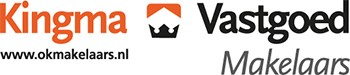 Logo Kingma Vastgoed Makelaars