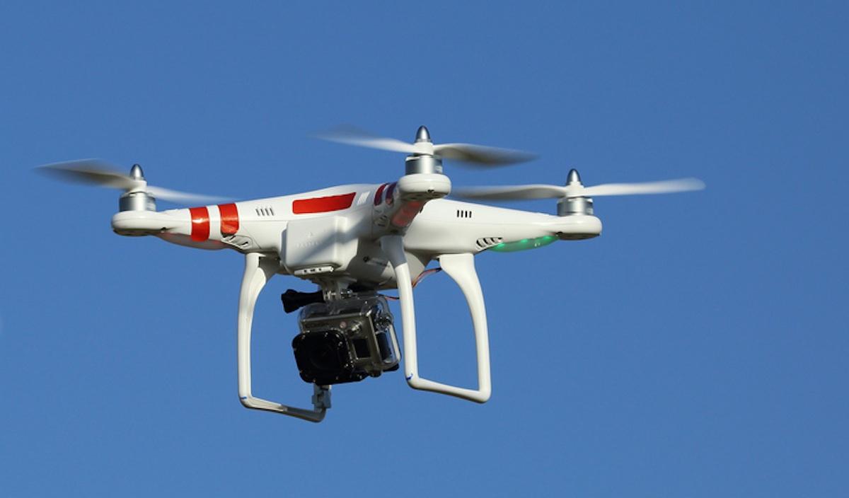 Dronevideo's