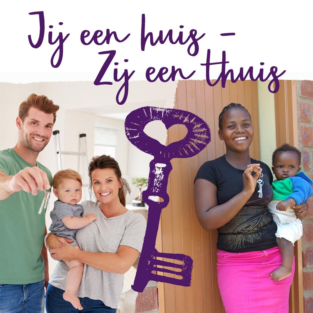 Frieswijk Makelaar sleutelsponsor HomePlan