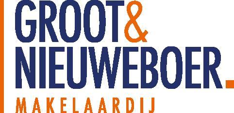 Logo Groot & Nieuweboer Makelaardij Bovenkarspel