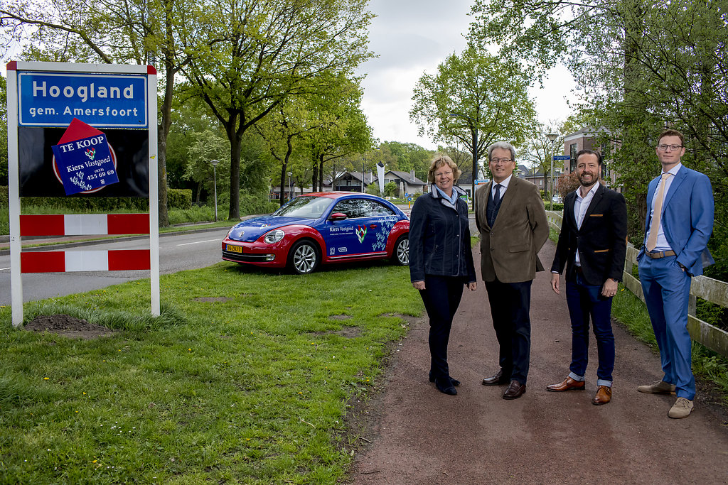 Het Team van Kiers Vastgoed in Hoogland Amersfoort