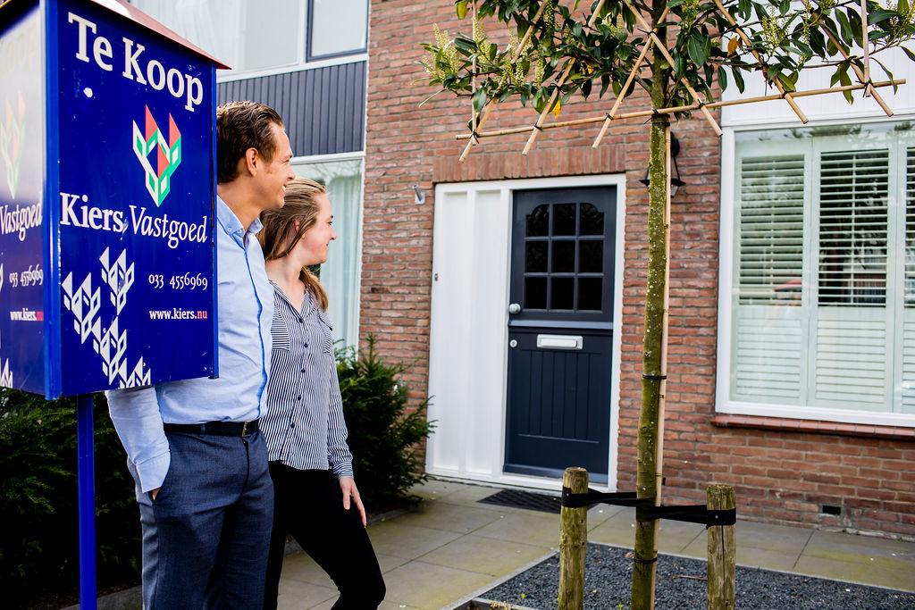 Kopers op zoek naar een nieuwe woning met Kiers Vastgoed