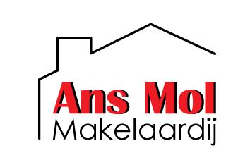 Logo Ans Mol makelaardij Nijmegen