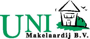 Logo Uni Makelaardij b.v.