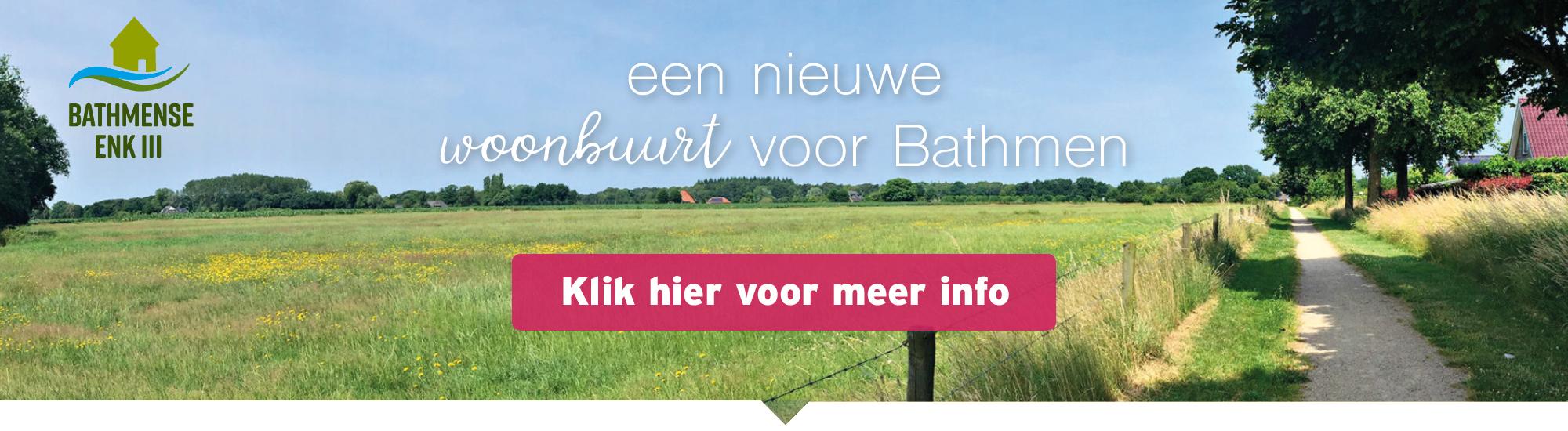Nieuwbouwproject Bathmense Enk III Bathmen