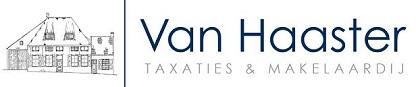 Logo Van Haaster Taxaties & Makelaardij