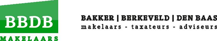 Logo Bakker Berkeveld Den Baas Makelaars B.V.
