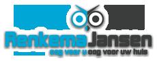 Logo Renkema & Jansen beëdigd makelaars