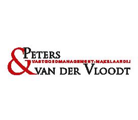 Logo Peters & van der Vloodt b.v.