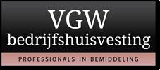 Logo VGW Bedrijfshuisvesting