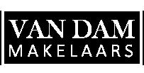 Logo Van Dam Makelaars