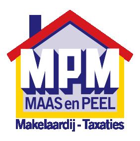 Logo Maas en Peel Makelaardij en Taxaties