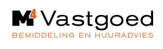 Logo M4 Vastgoed